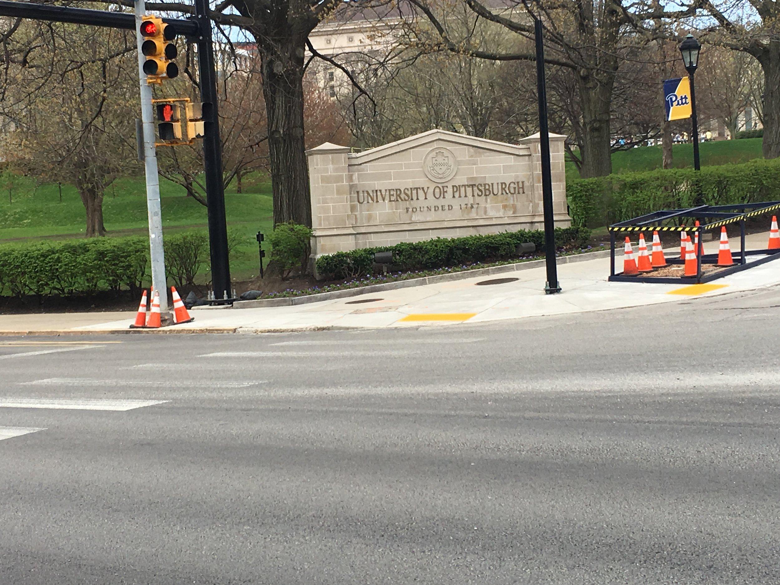 Beautiful University of Pittsburgh