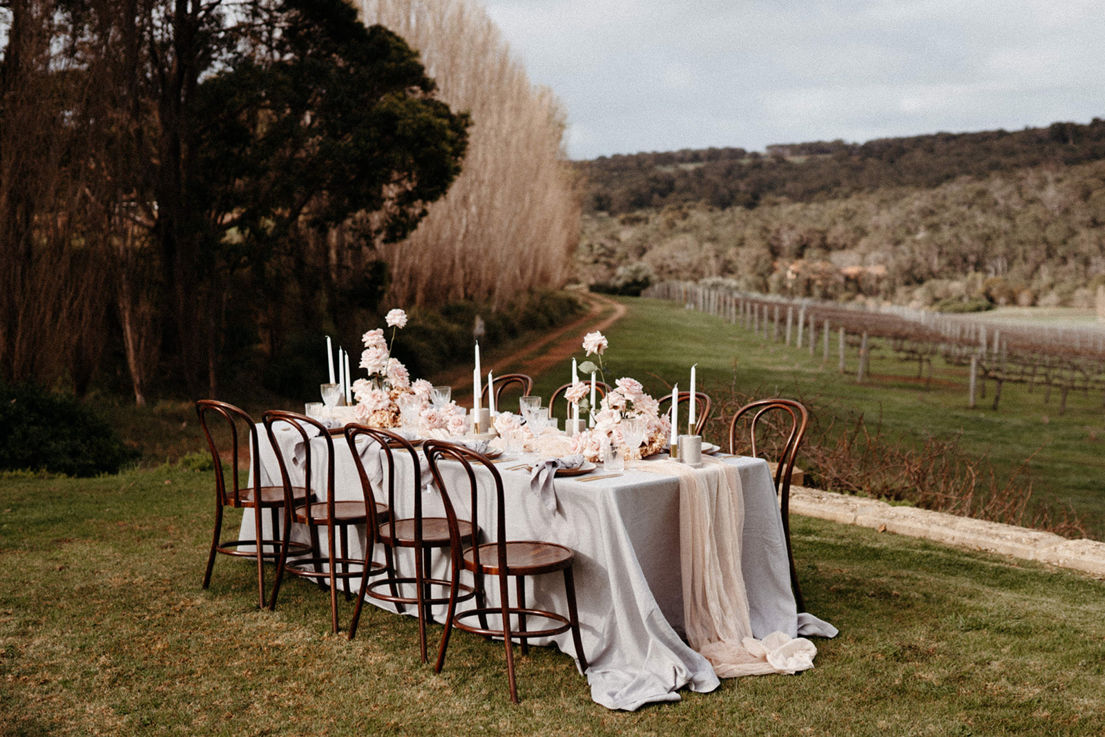 weddings + events -