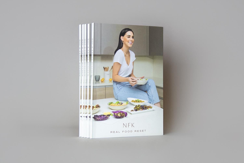 NFK Book Design