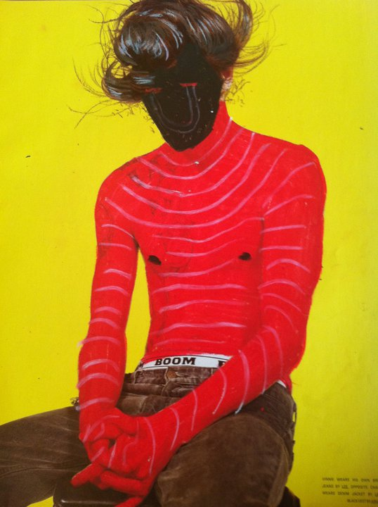 Crayon Destruction, 2013.