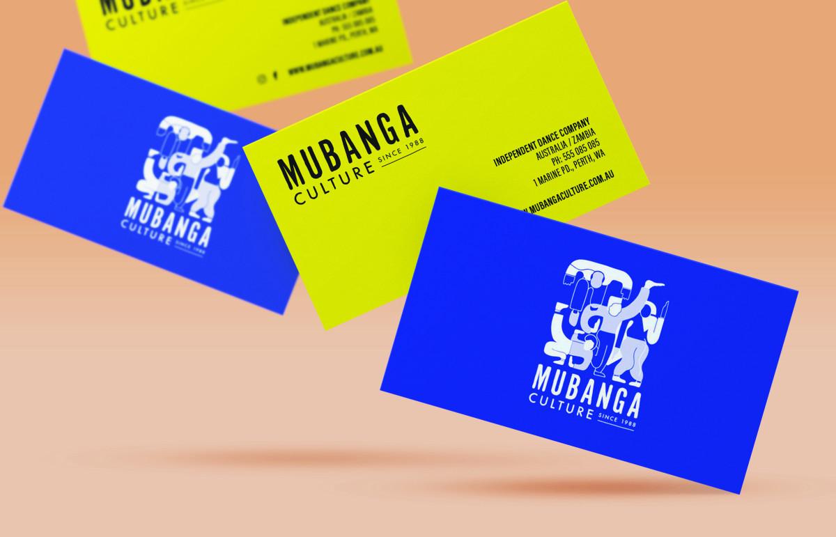 Logo Design for Mubanga Culture