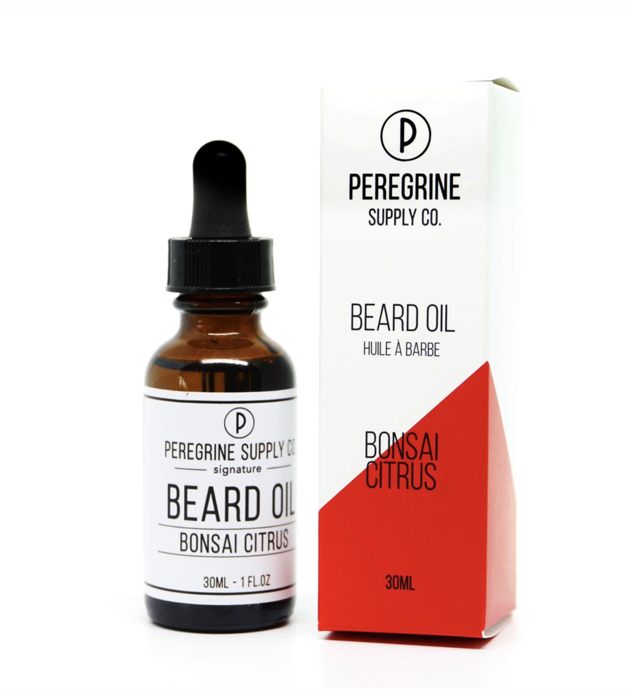 Peregrine Supply Co Beard Oil $22