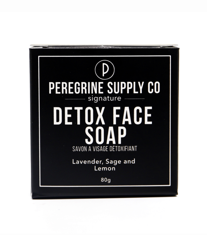Detox Face Soap $10