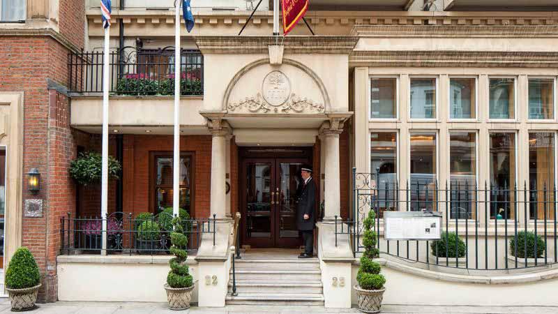 Image courtesy of The Capital Hotel