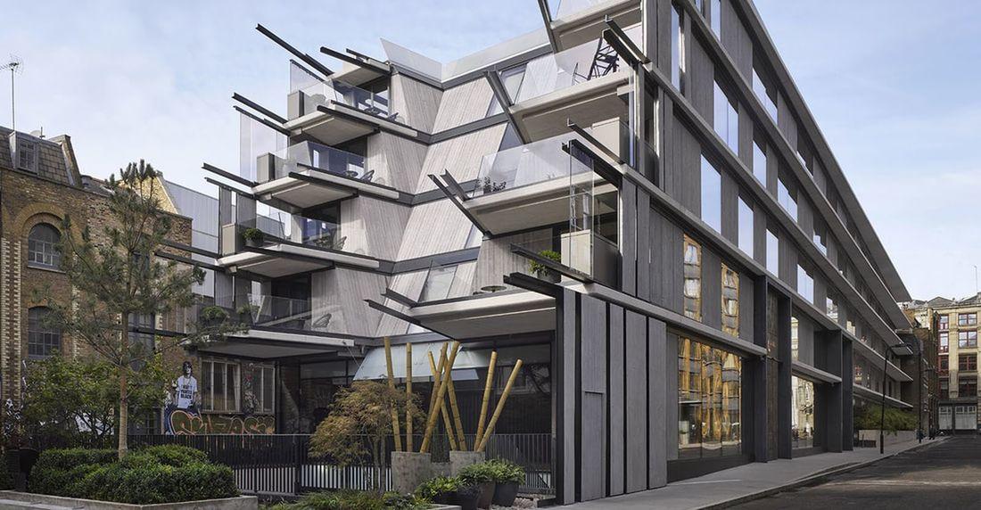 Image courtesy of Nobu Hotel Shoreditch.