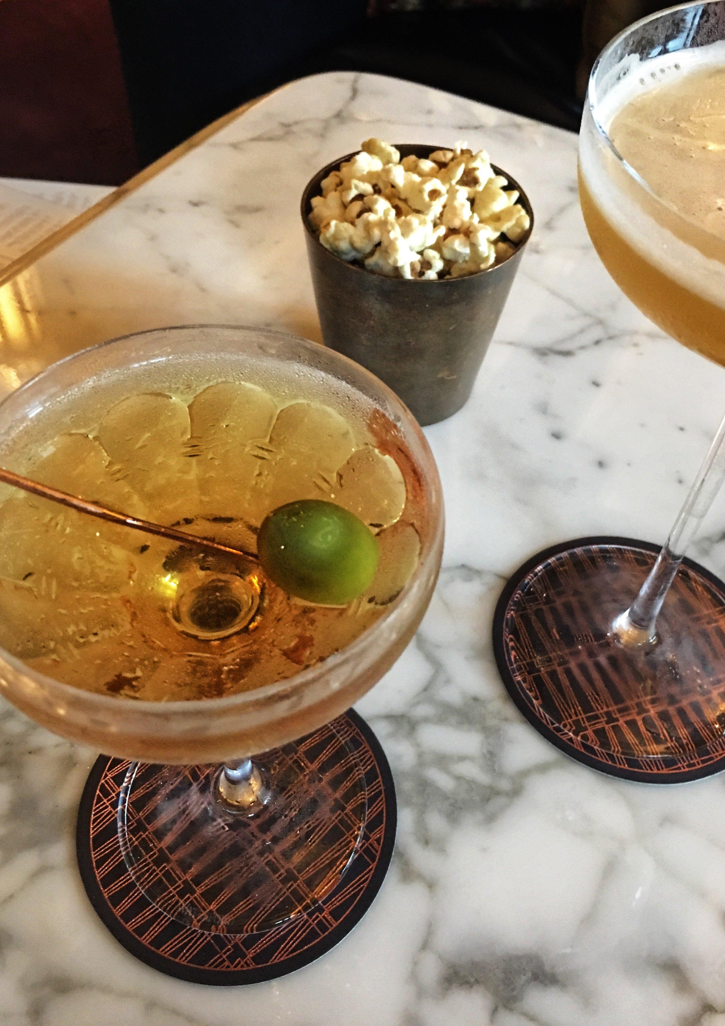 The Atlas Martini