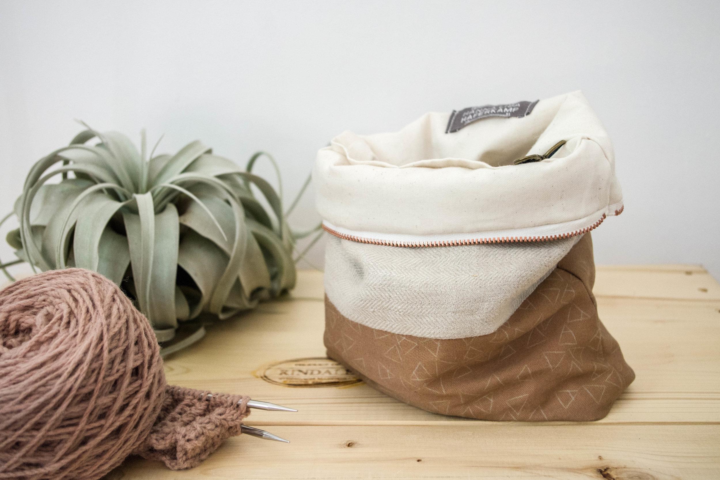 everyday magic project bags - hanna lisa haferkamp designs