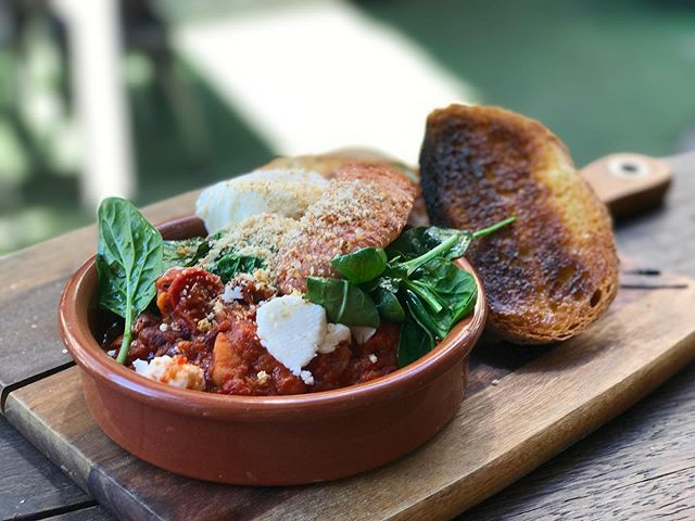 Long weekend brunch sorted! We're open tomorrow as well 8am-12pm!