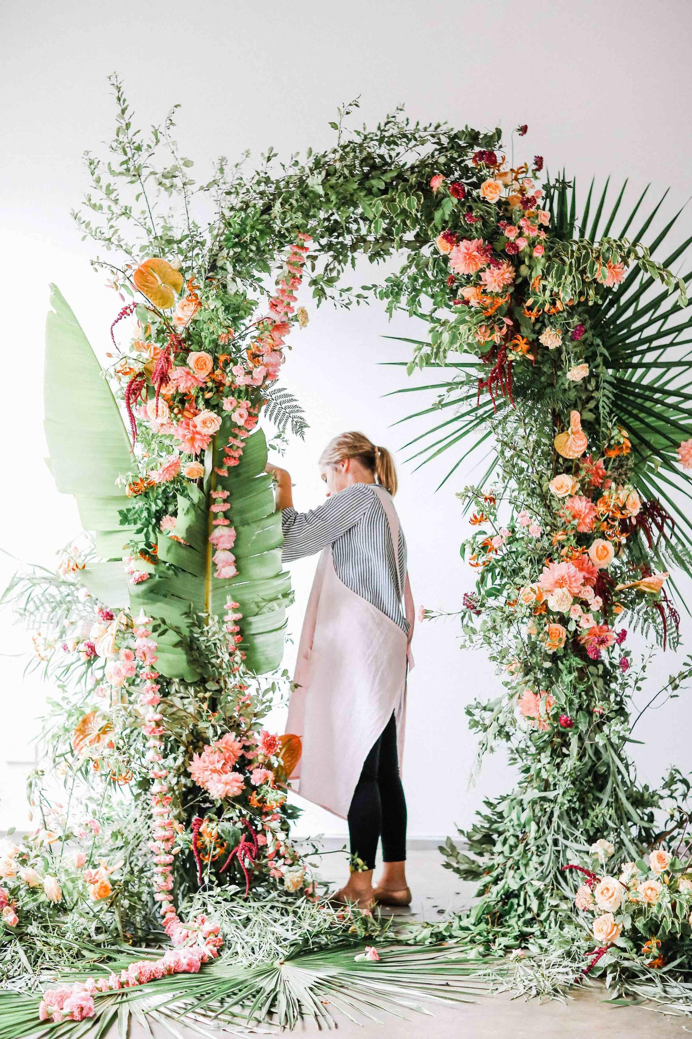 Oh Flora Illume Workshop, Sydney 2018. Image by Lana Ivanova.
