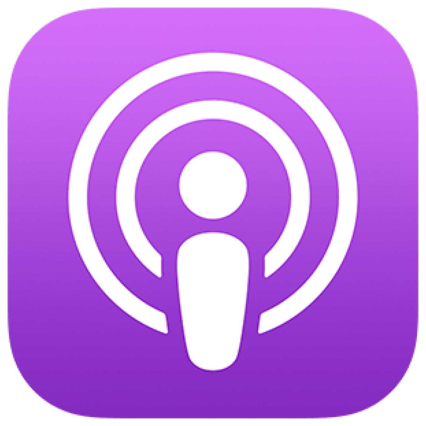 Apple Podcast..