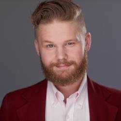 Thomas J. Capobianco,   high-tenor   KENTUCKY OPERA STUDIO ARTIST