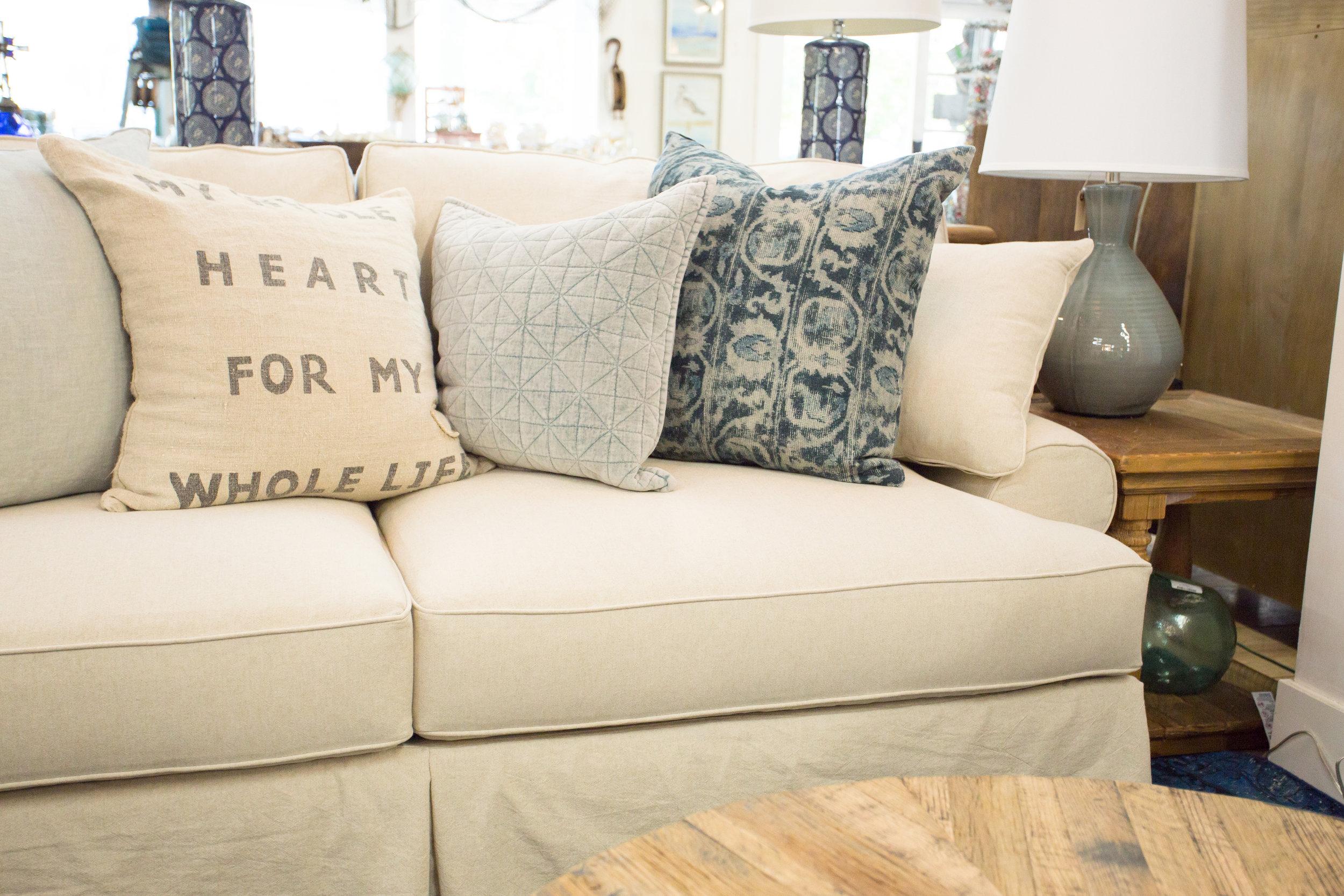 Cisco sofa
