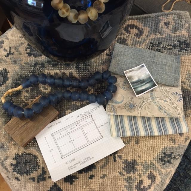 Textiles, design, plans