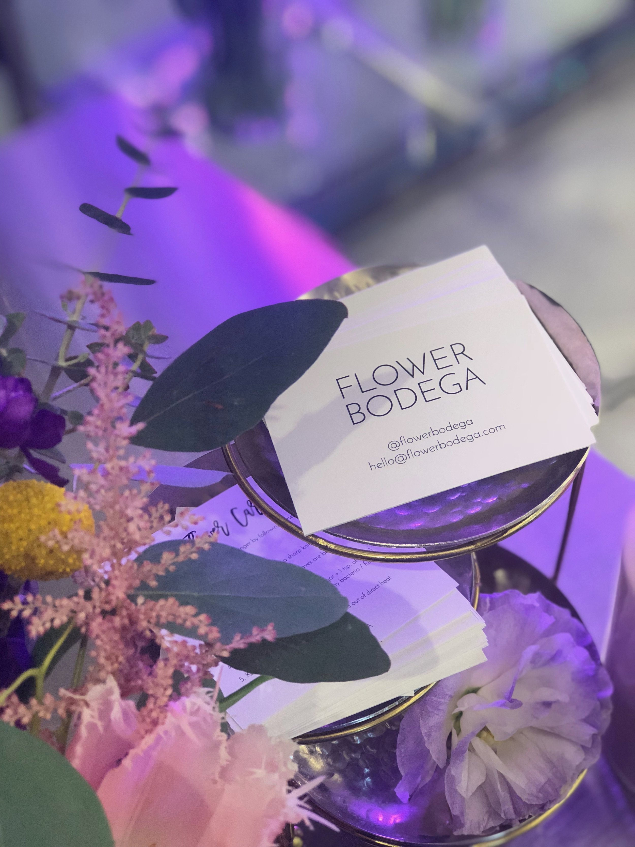 Bergdorf Goodman Mini Bouq Bar