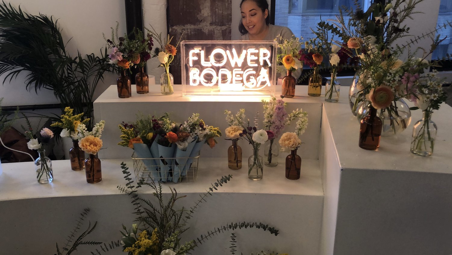 Refinery29 2018 Bodega Stands