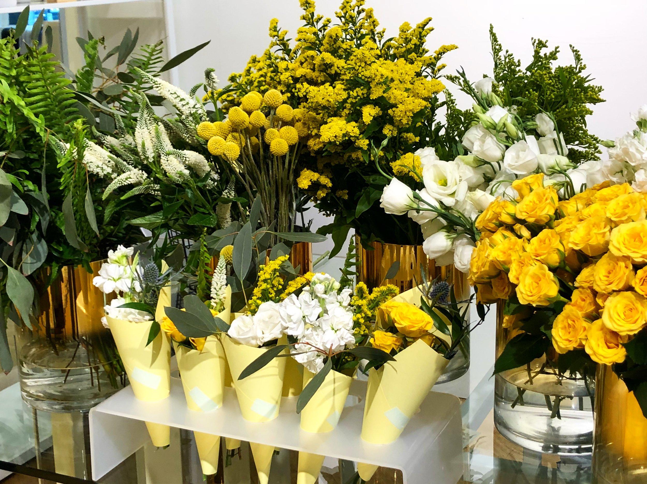 Big Chill  Mini Bouquet Bar