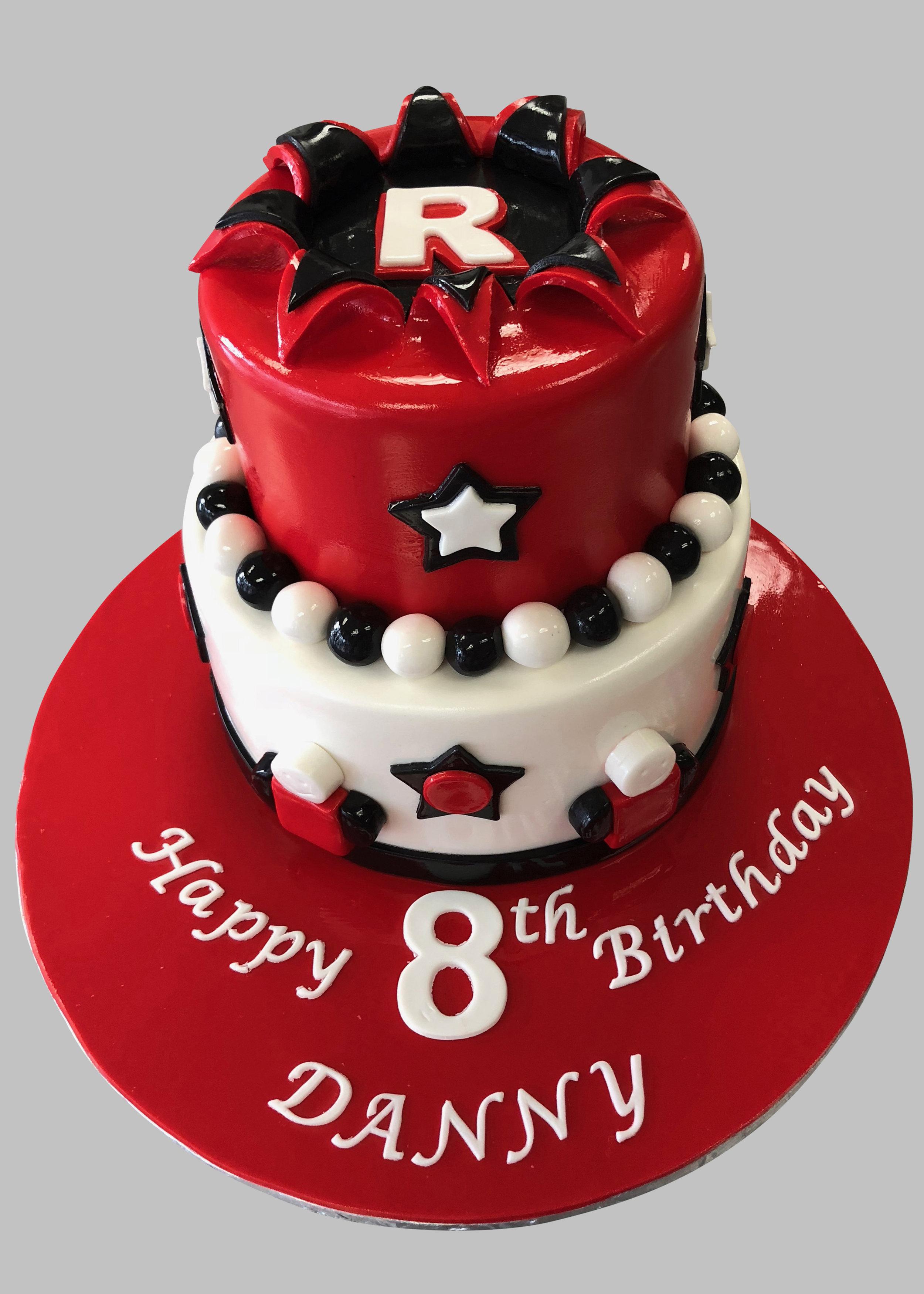 kids' birthday cakes -