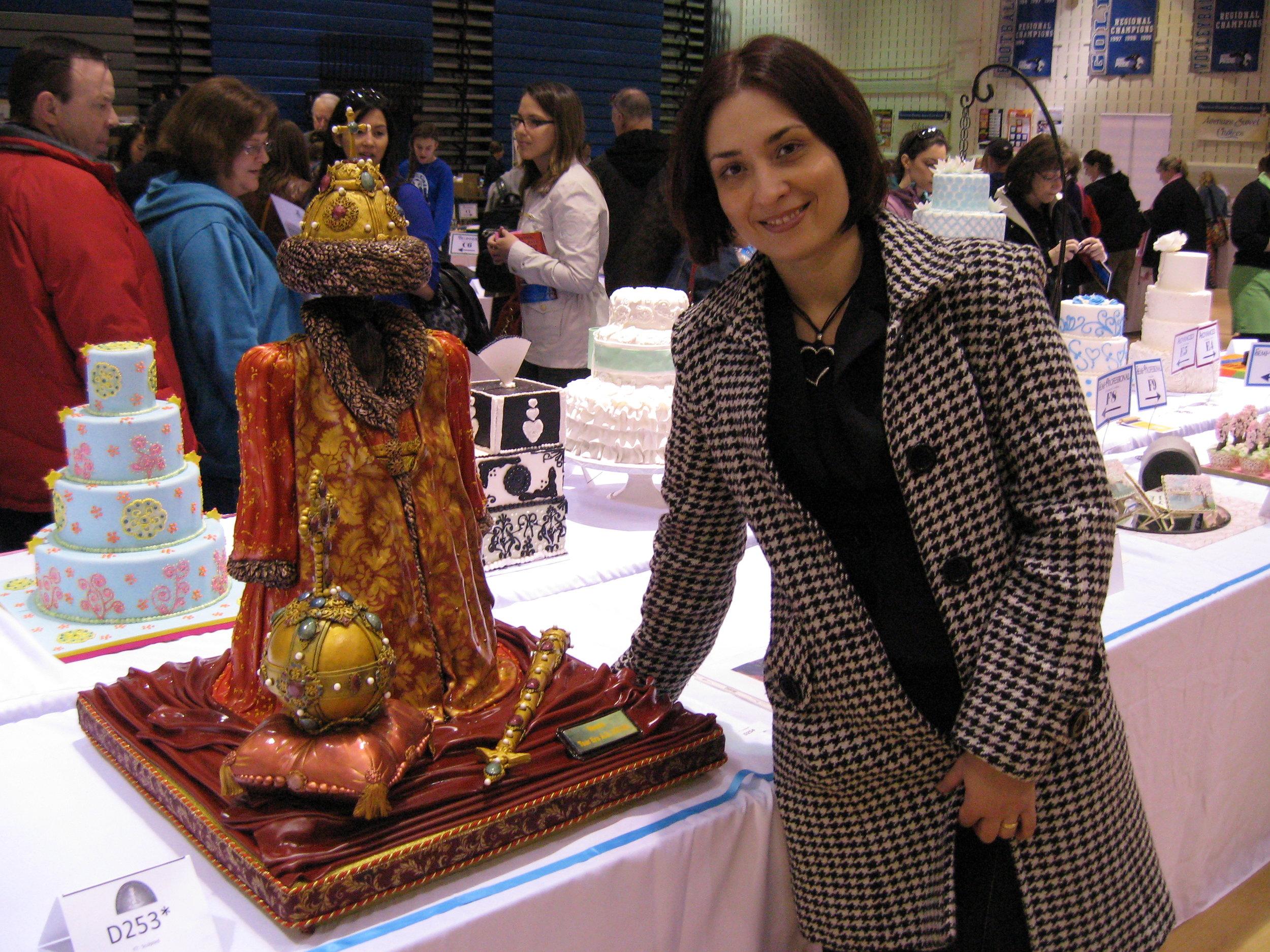 Tatiana Kovalenko Cakes