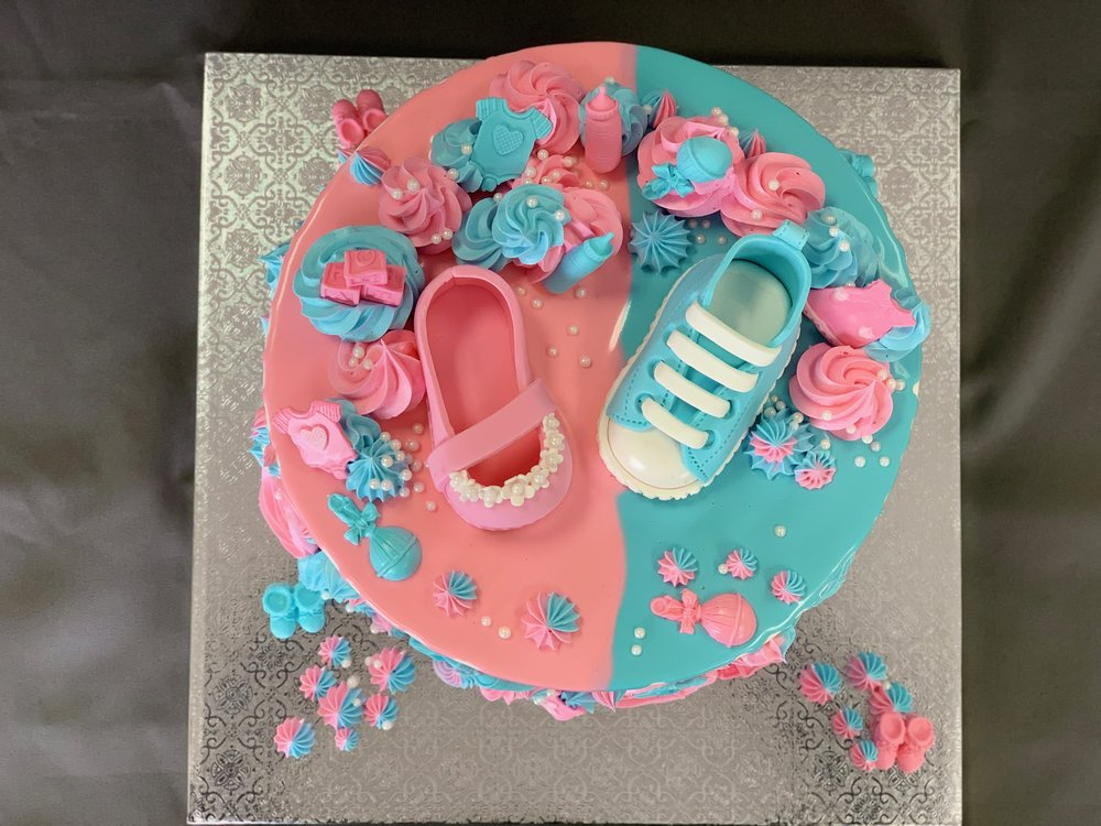 Baby Shower Cake New Jersey