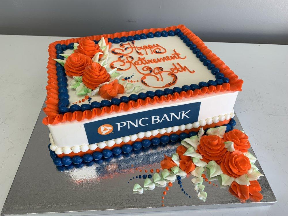 Best Retirement Cake NJ