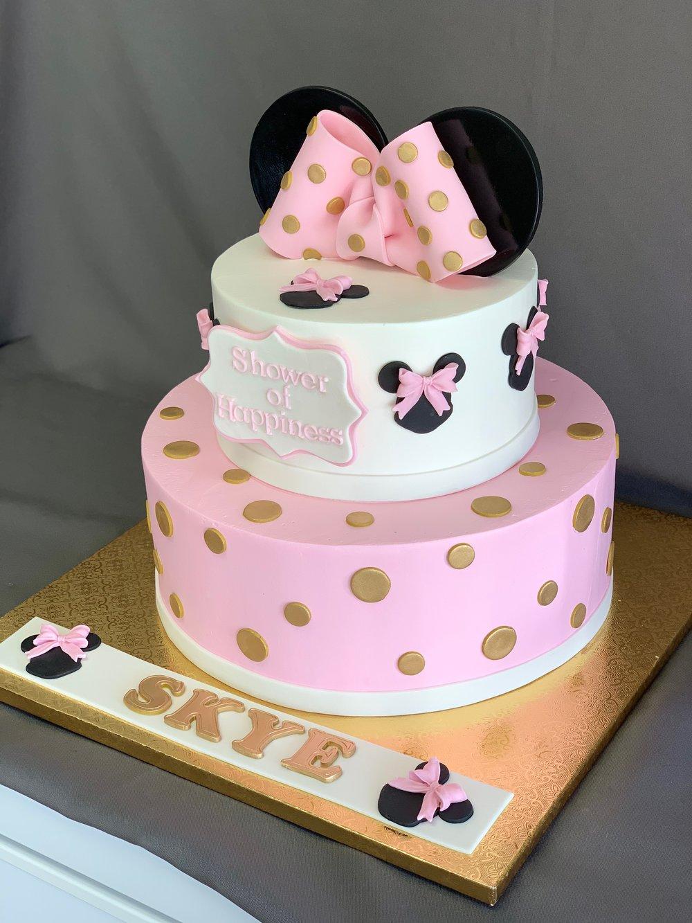 Best Baby Shower Cake