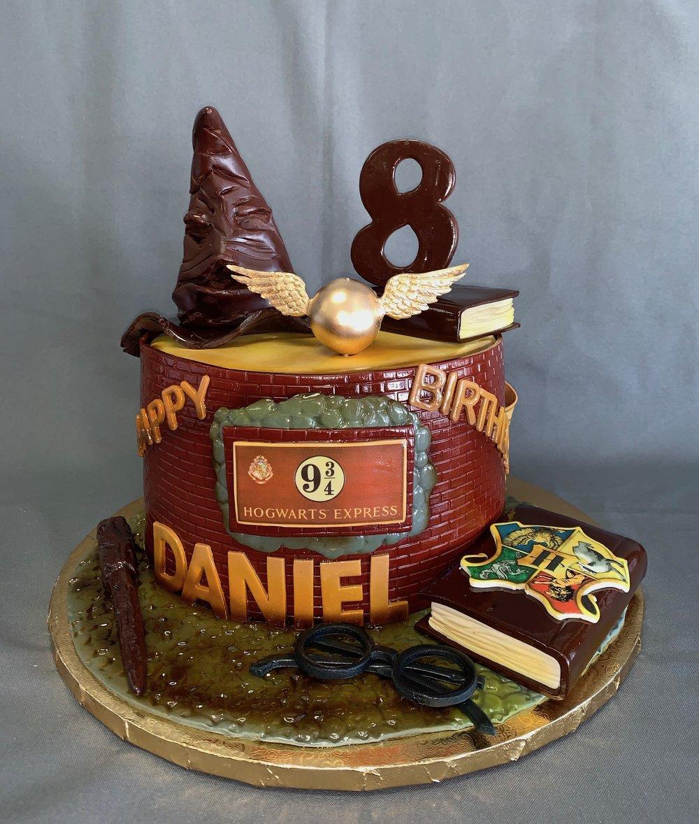Harry Potter Cake NJ