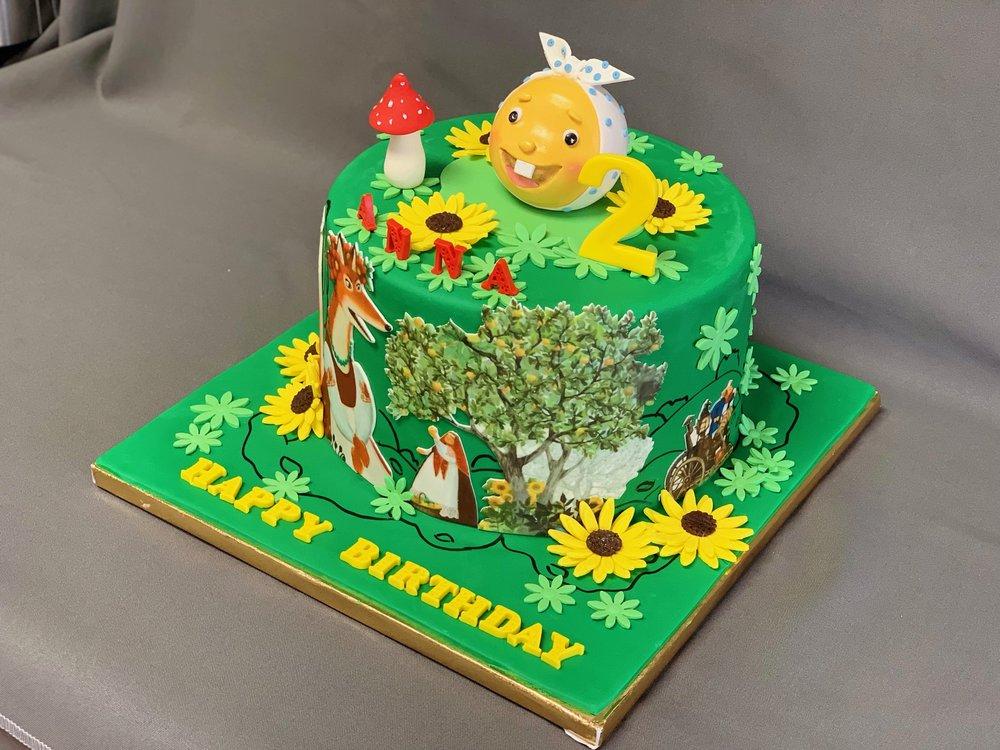 Kolobok Cake New Jersey