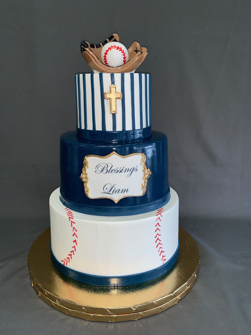 Best Confirmation Cake New Jersey