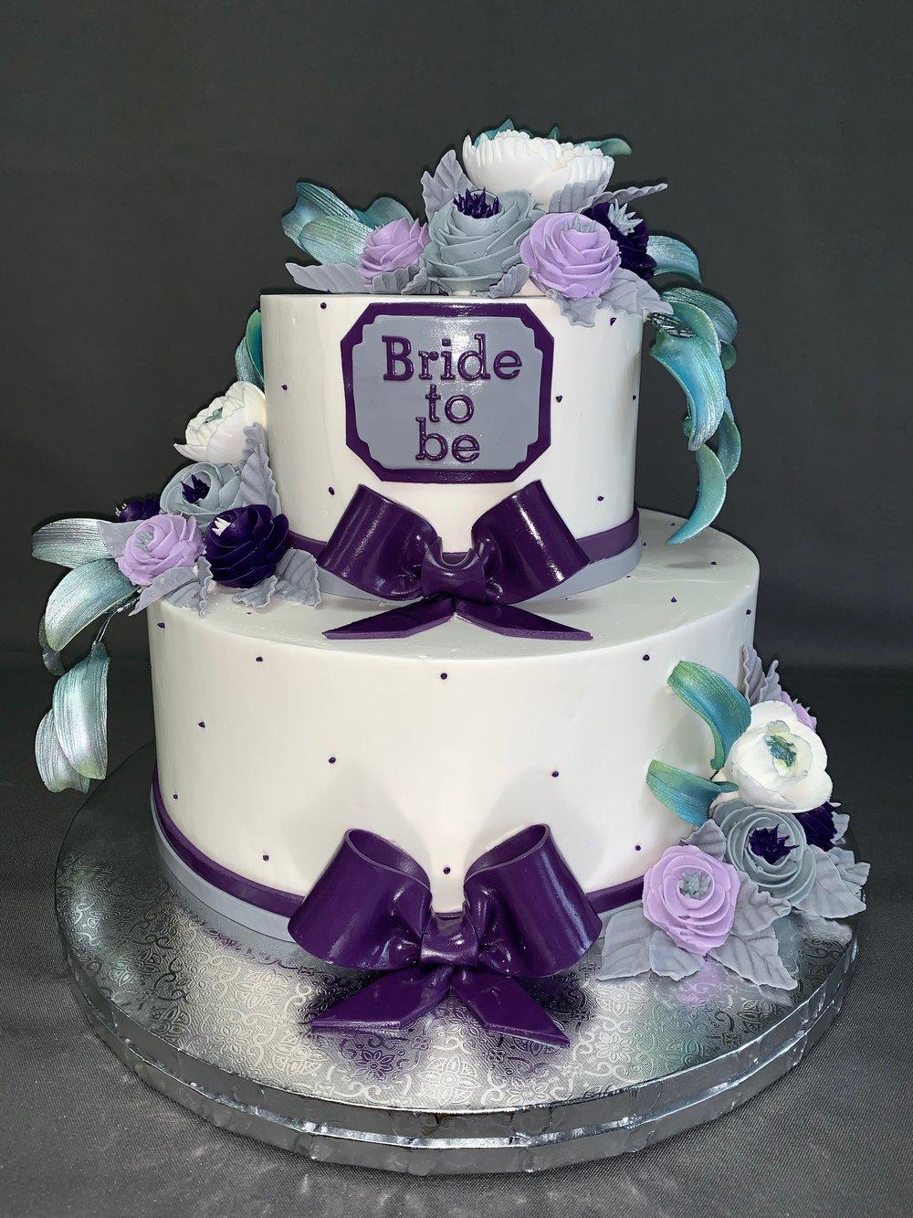 Best Bridal Shower Cake NJ
