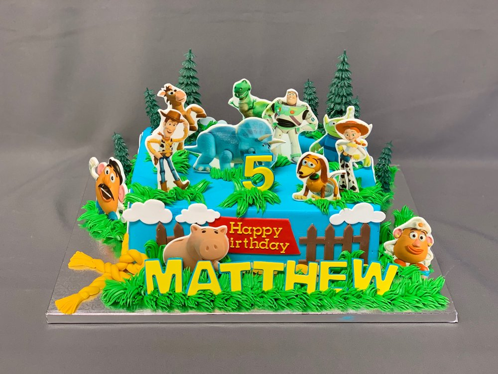 Toy Story Birthday Cake NJ