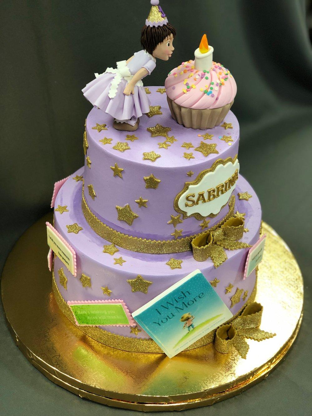 I Wish You More Birthday Cake NJ