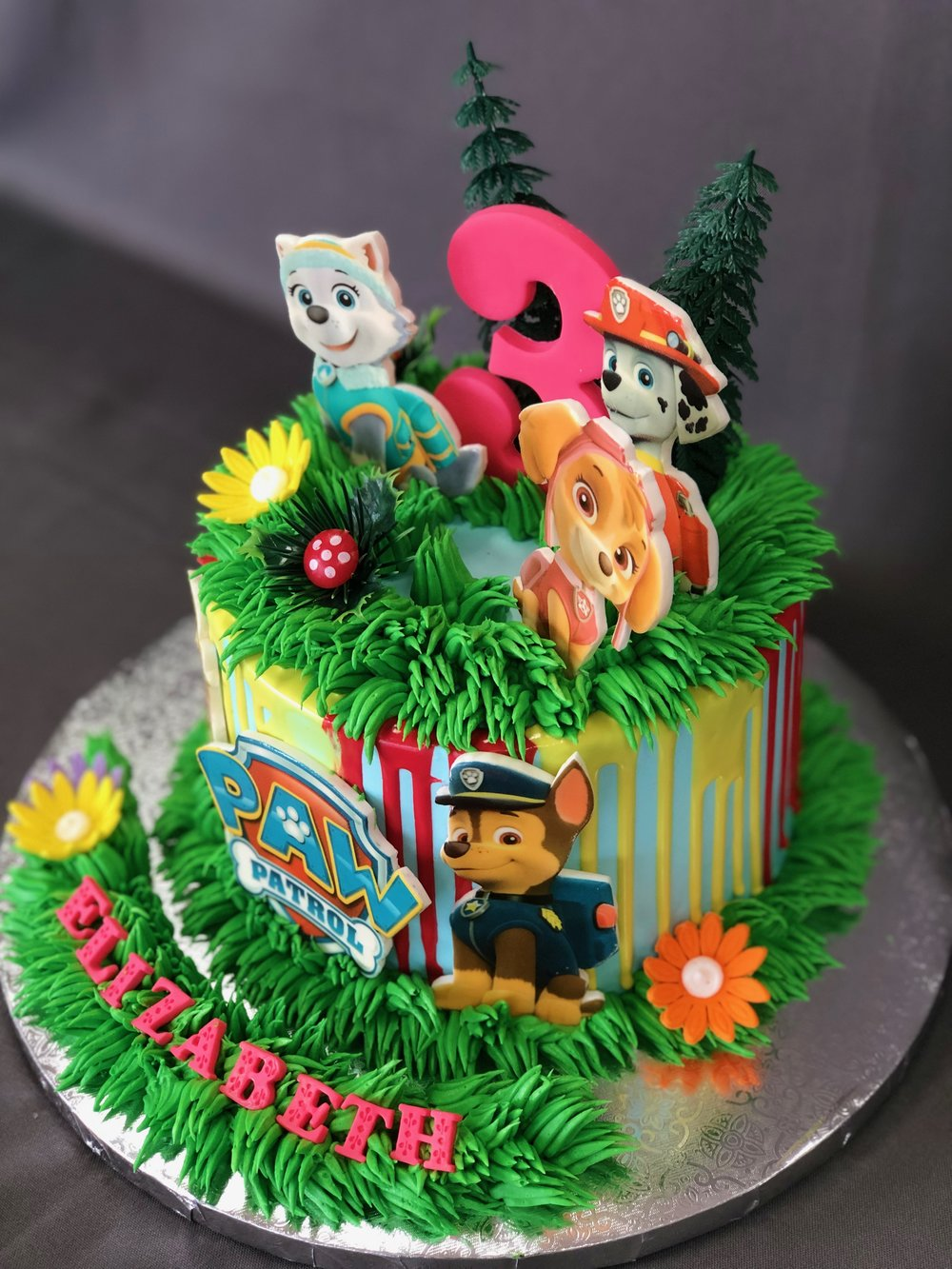 Best Paw Patrol Birthday Cake NJ
