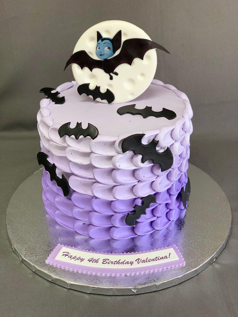 Best Vampirina Birthday Cake NJ