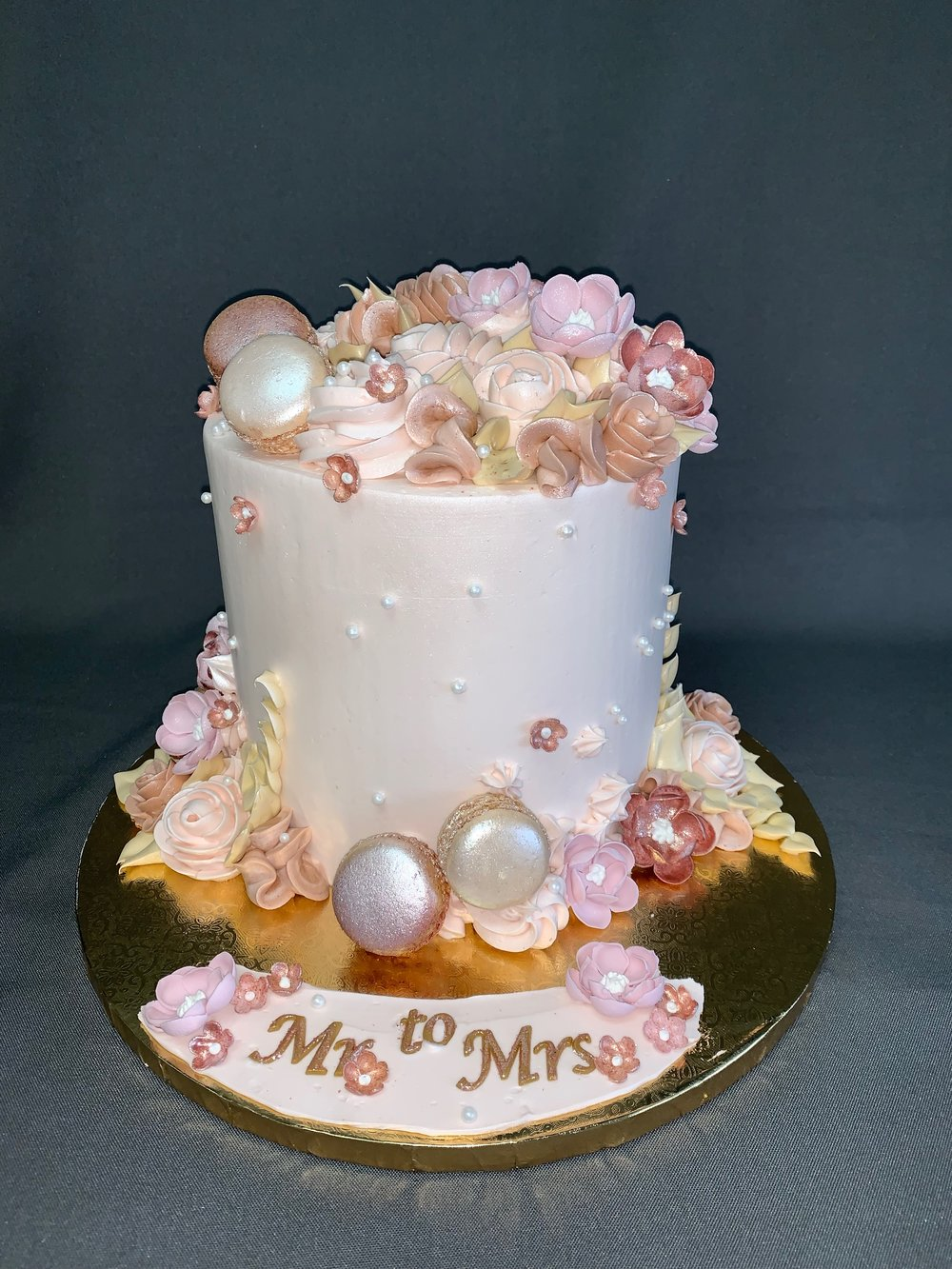 Bridal Shower Cake New Jersey