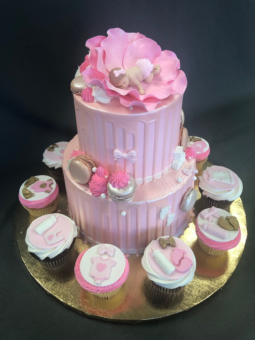 Best Baby Shower Cake NJ