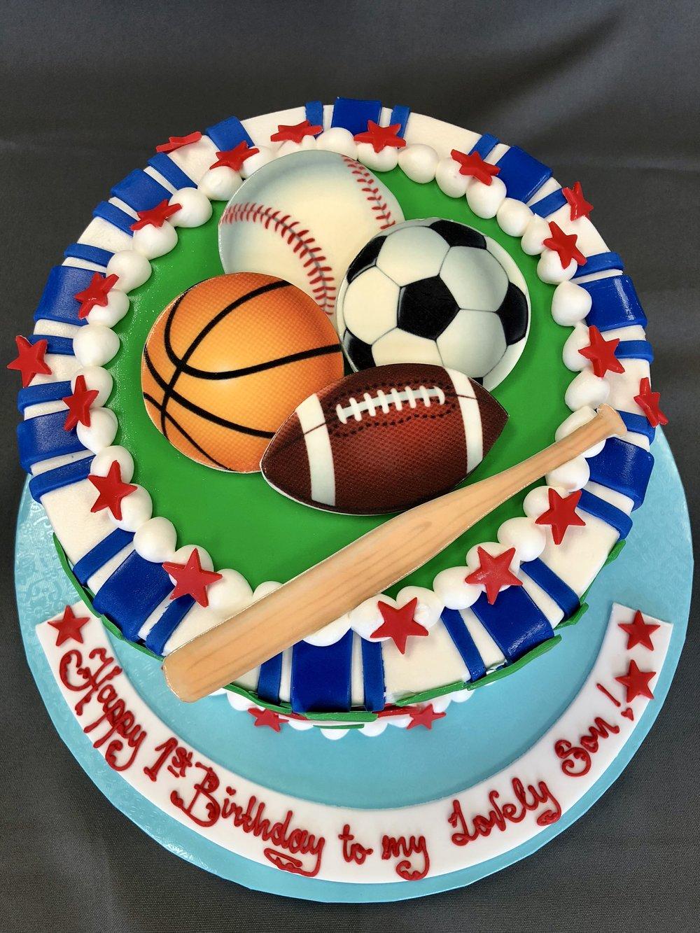 1st Birthday Cake New Jersey