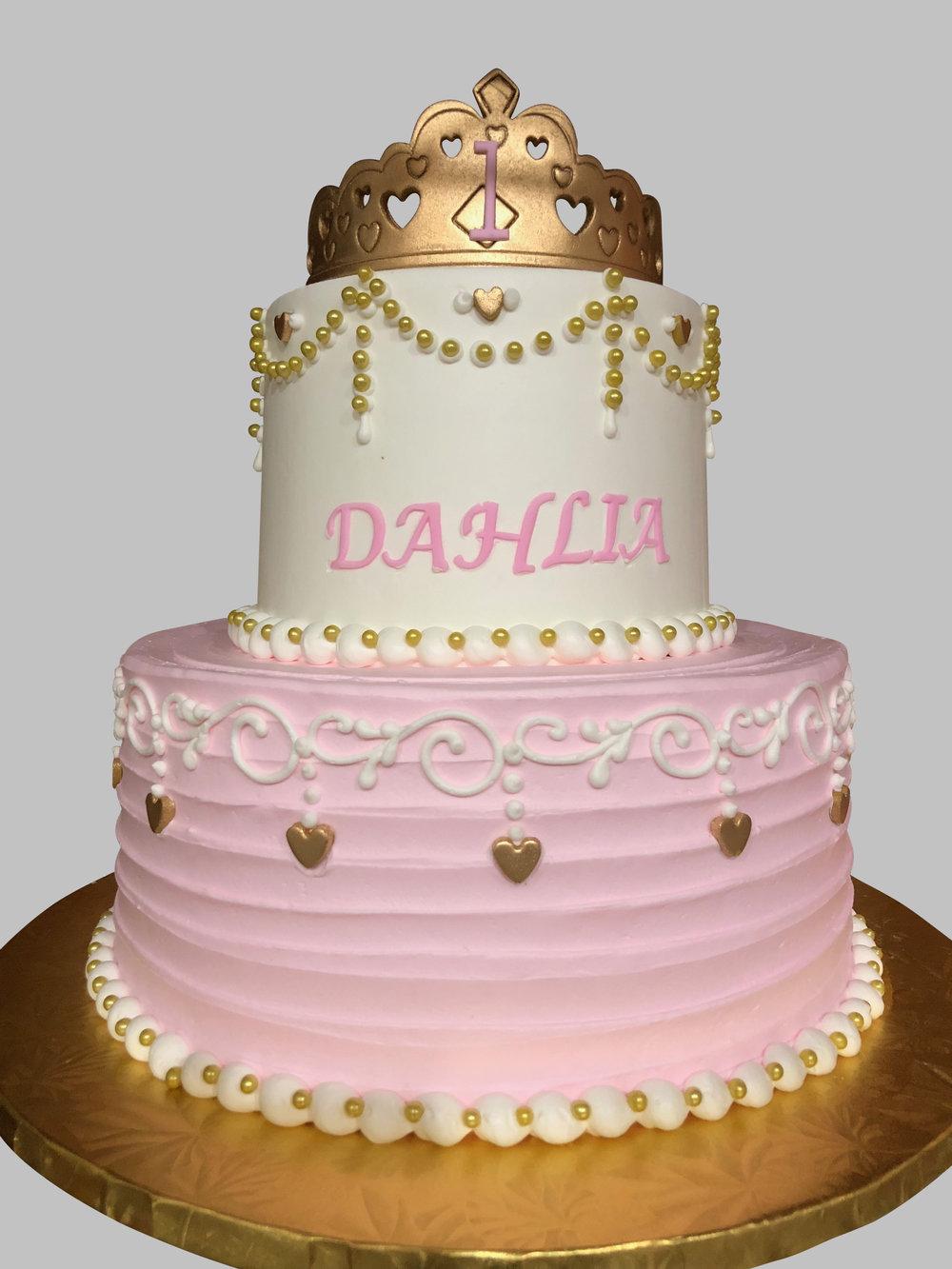 First Birthday Cake NJ