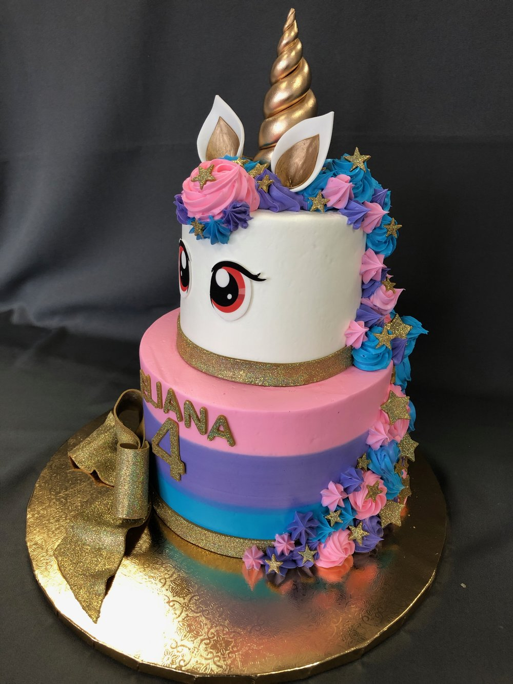 Best Unicorn Birthday Cake NJ