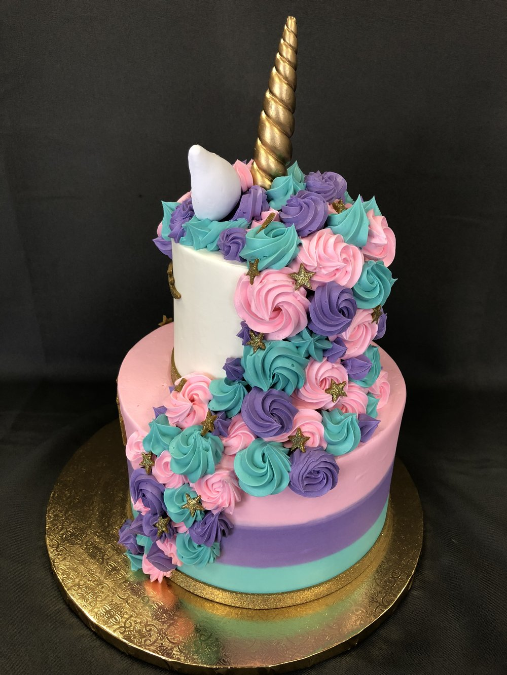 Best Unicorn Birthday Cake