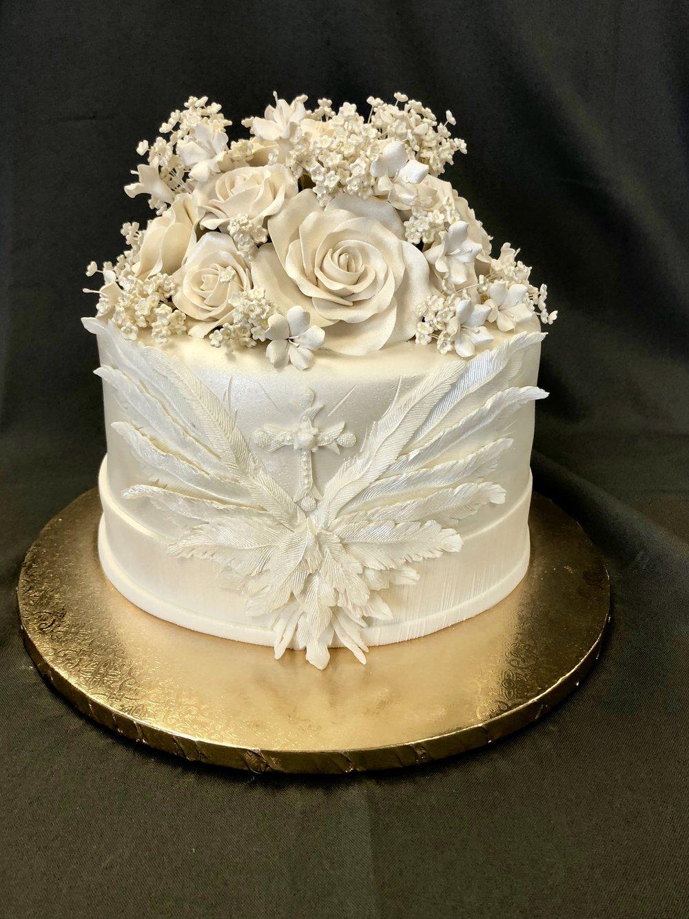 Best Christening  Cake NJ