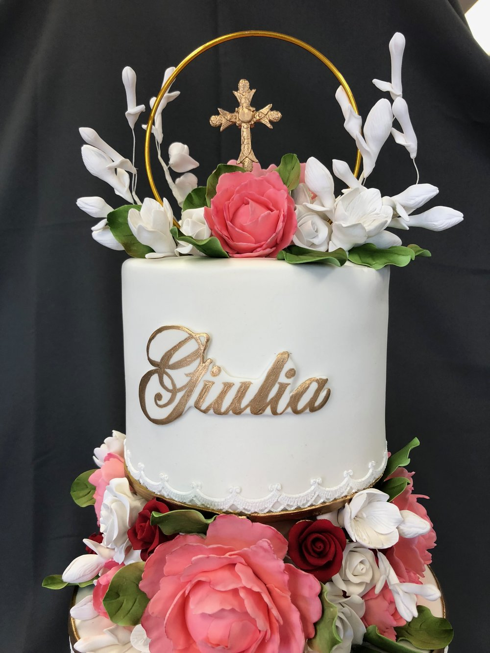 Best Christening Cake NJ