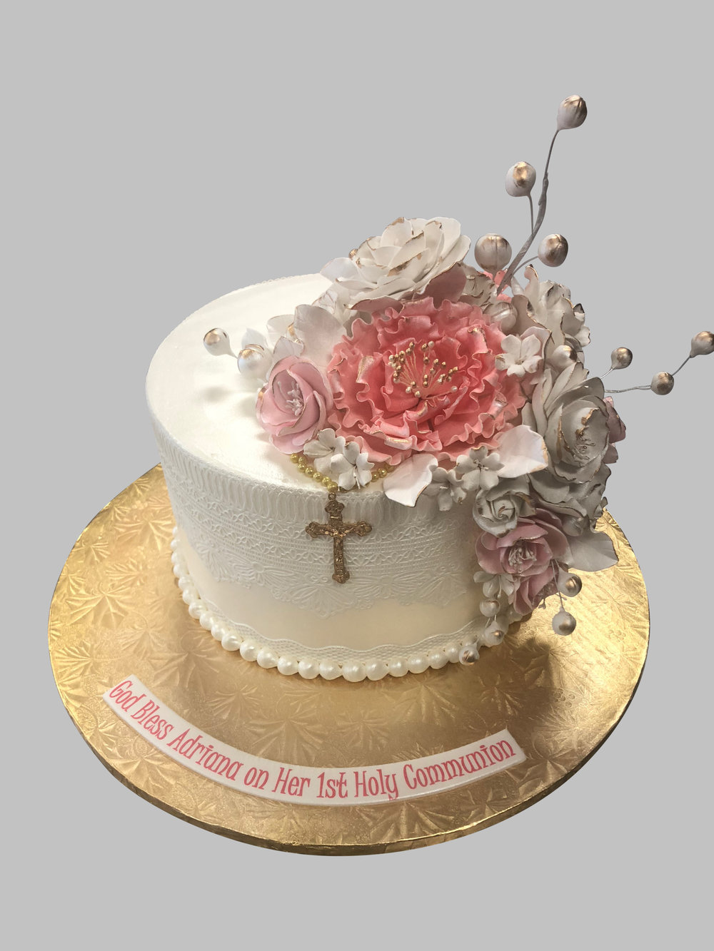 Best Communion Cake NJ