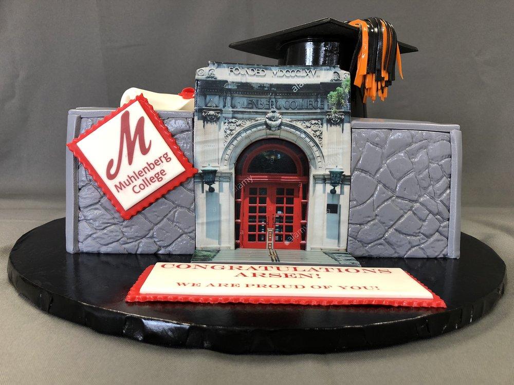Best Graduation Cake NJ