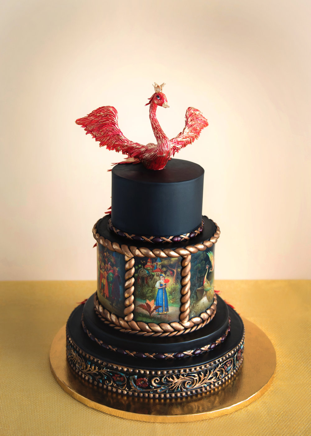 Jar Ptitsa Cake New Jersey