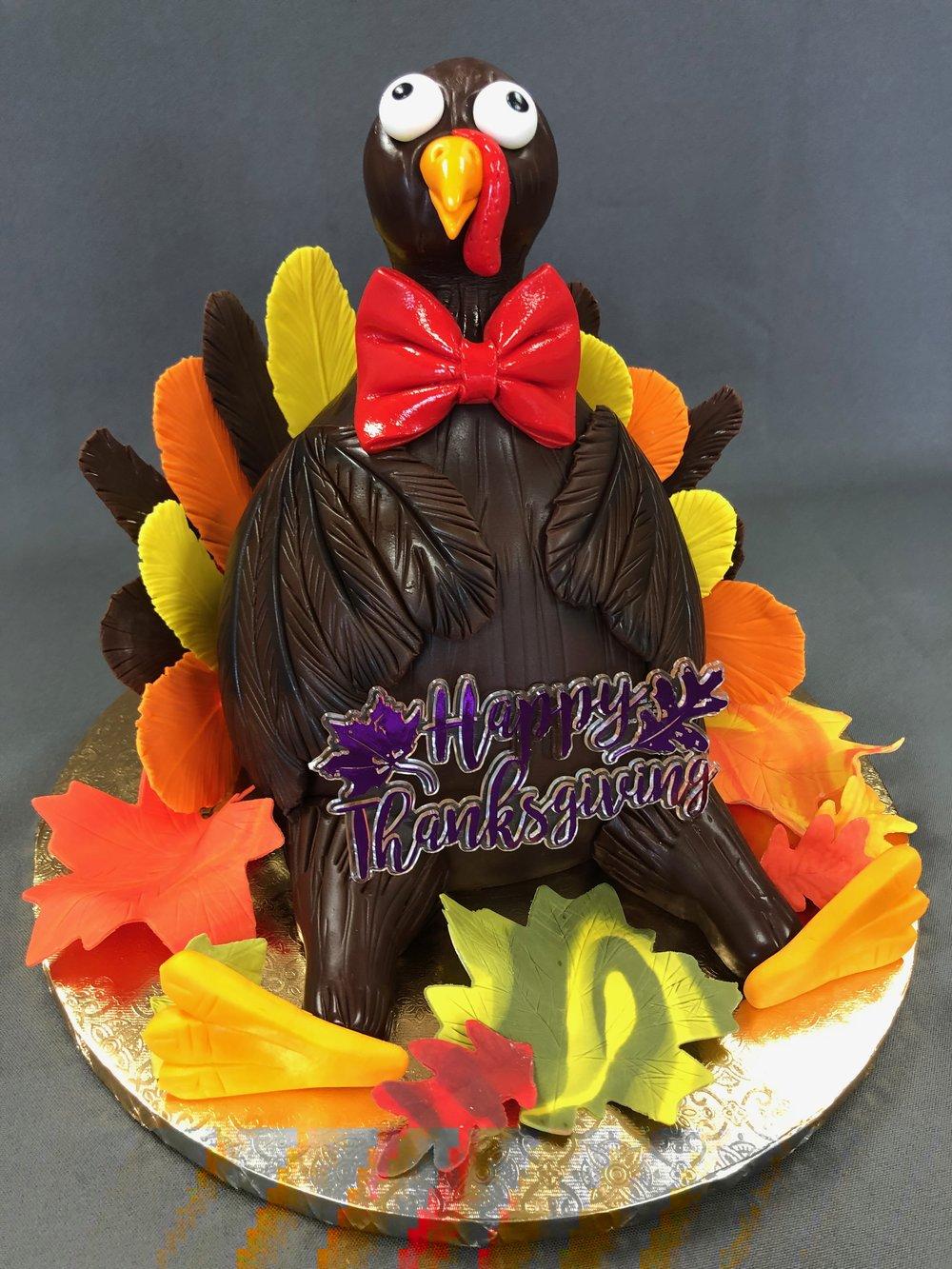 3D Turkey Cake New Jersey