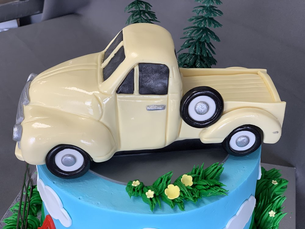 Baby Horse Cake New Jersey