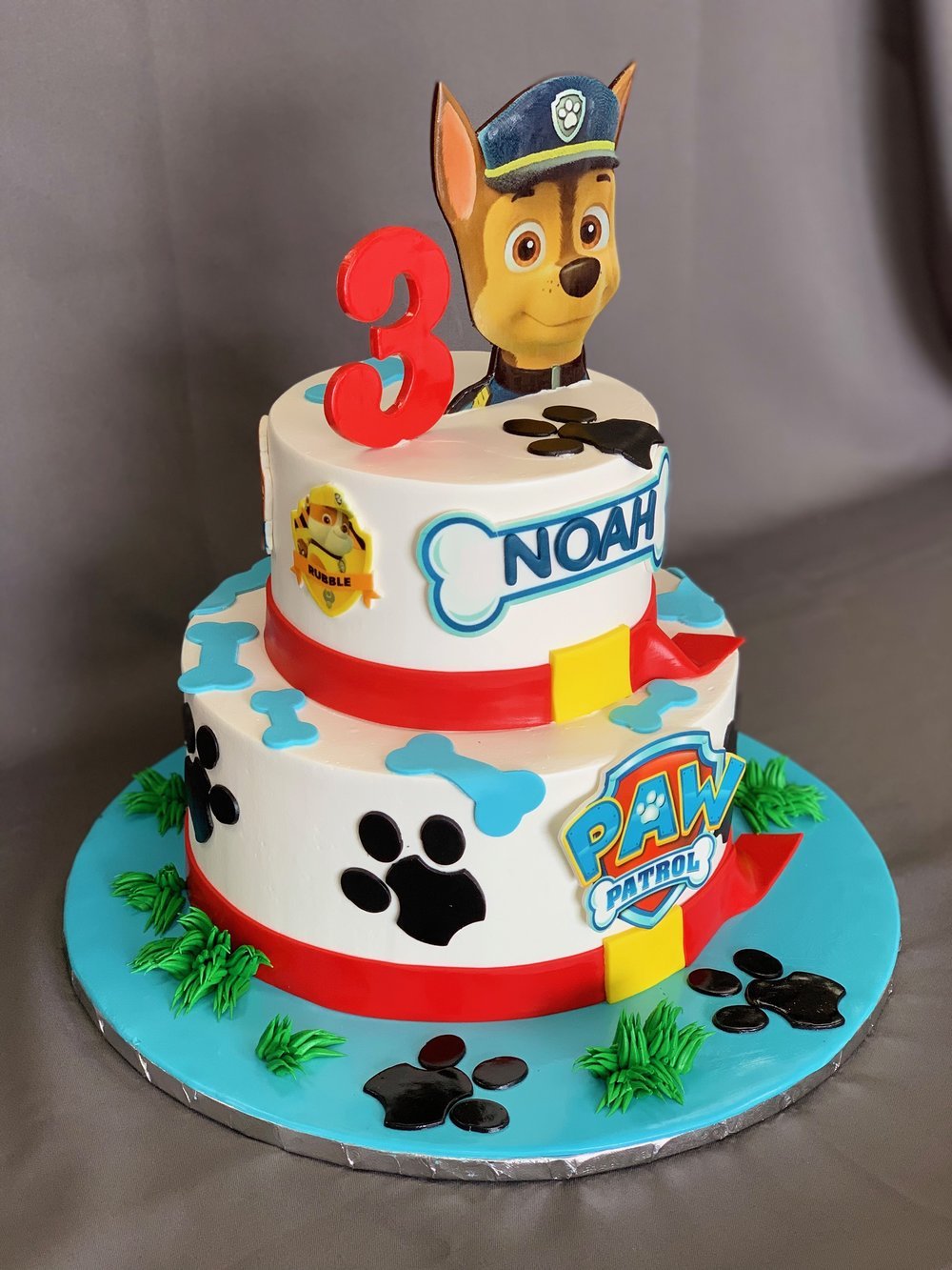 Paw Patrol Birthday Cake NJ