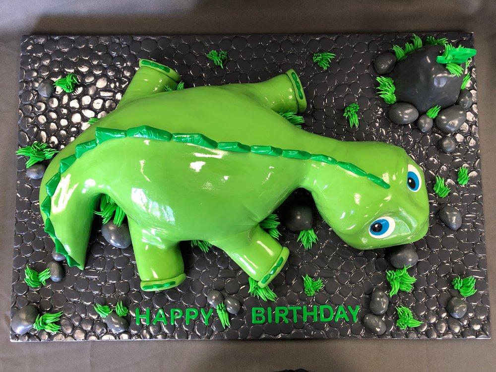 3D Baby Dinosaur Birthday Cake NJ