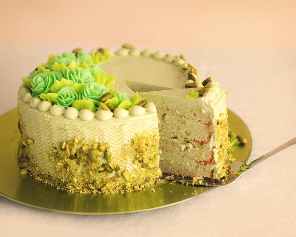 Best Pistachio Cake New Jersey