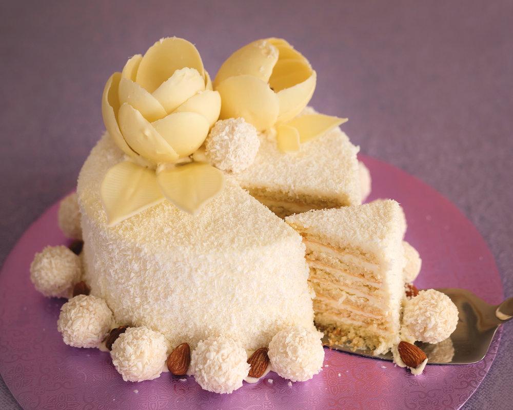 Raffaello Cake New Jersey
